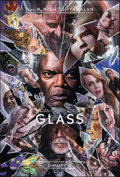 """Movie Posters:Thriller, Glass (Universal, 2019). Rolled, Near Mint. One Sheet (27"""" X 40"""") DS, Advance, Alex Ross Artwork Style. Thriller.. ..."""