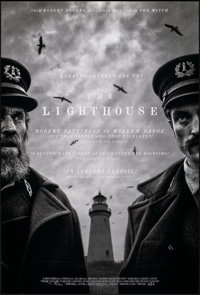 """The Lighthouse (A24, 2019). Rolled, Near Mint. One Sheet (27"""" X 40""""). Horror"""