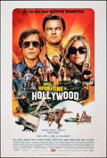 "Movie Posters:Drama, Once Upon a Time in...Hollywood (Columbia, 2019). Rolled, Near Mint. One Sheet (27"" X 40""). SS, Advance Steve Chorney Artwor..."