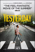 "Movie Posters:Rock and Roll, Yesterday (Universal, 2019). Rolled, Very Fine/Near Mint. One Sheet (27"" X 40""). Rock and Roll.. ..."