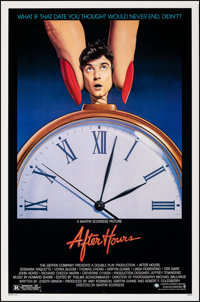 "After Hours & Other Lot (Warner Bros., 1985). Rolled, Very Fine-. One Sheets (2) (27"" X 41"" &..."