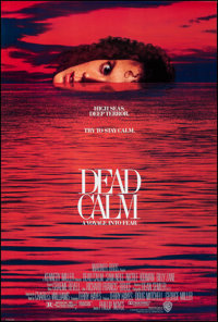 "Dead Calm & Other Lot (Warner Bros., 1989). Rolled, Very Fine+. One Sheets (2) (27"" X 40.25"" &..."