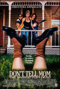 """Movie Posters:Comedy, Don't Tell Mom the Babysitter's Dead & Other Lot (Warner Bros., 1991). Rolled, Very Fine+. One Sheets (2) (27"""" X 40.5"""" & 27""""... (Total: 2 Items)"""