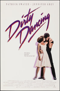 """Dirty Dancing & Other Lot (Vestron, 1987). Rolled, Very Fine-. One Sheets (2) (27"""" X 41"""" & 27&..."""