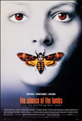 "Movie Posters:Thriller, The Silence of the Lambs (Orion, 1991). Rolled, Fine/Very Fine. One Sheet (27"" X 40"") DS. Thriller.. ..."