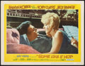 "Movie Posters:Comedy, Some Like It Hot (United Artists, 1959). Fine+. Lobby Card (11"" X 14""). Comedy.. ..."