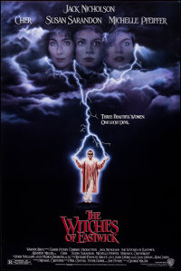 "The Witches of Eastwick & Other Lot (Warner Bros., 1987). Rolled, Very Fine+. One Sheets (2) (27"" X 40.5""..."
