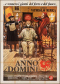 "Movie Posters:Foreign, Anno Domini 1573 (EFD, 1977). Folded, Very Fine-. Italian 4 - Fogli (55"" X 77"") Averardo Ciriello Artwork. Foreign.. ..."