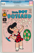 Bronze Age (1970-1979):Humor, Little Dot Dotland #12 File Copy (Harvey, 1964) CGC NM/MT 9.8 Off-white to white pages....
