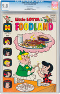 Silver Age (1956-1969):Humor, Little Lotta Foodland #7 File Copy (Harvey, 1965) CGC NM/MT 9.8 Off-white pages....