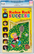 Bronze Age (1970-1979):Humor, Richie Rich Success Stories #33 File Copy (Harvey, 1970) CGC NM/MT 9.8 White pages....