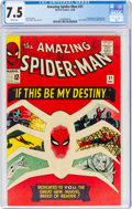 Silver Age (1956-1969):Superhero, The Amazing Spider-Man #31 (Marvel, 1965) CGC VF- 7.5 White pages....