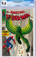 Silver Age (1956-1969):Superhero, The Amazing Spider-Man #48 (Marvel, 1967) CGC NM+ 9.6 Off-white pages....