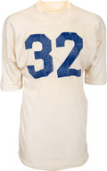 Football Collectibles:Uniforms, 1970's O.J. Simpson Practice Worn Buffalo Bills Jersey - Style Matched. ...