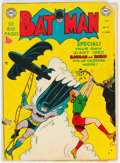Golden Age (1938-1955):Superhero, Batman #57 (DC, 1950) Condition: GD....