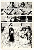 Original Comic Art:Panel Pages, Gene Day Master of Kung Fu #114 Story Page 3 Original Art (Marvel, 1982)....