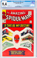 Silver Age (1956-1969):Superhero, The Amazing Spider-Man #31 (Marvel, 1965) CGC NM 9.4 Off-white pages....