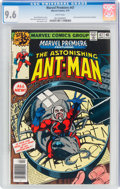 Bronze Age (1970-1979):Superhero, Marvel Premiere #47 Ant-Man (Marvel, 1979) CGC NM+ 9.6 White pages....