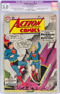 Silver Age (1956-1969):Superhero, Action Comics #252 (DC, 1959) CGC Apparent GD/VG 3.0 Slight (A) Off-white pages....