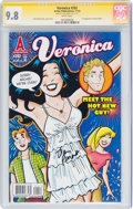 Modern Age (1980-Present):Humor, Veronica #202 Signature Series (Archie, 2010) CGC NM/MT 9.8 White pages....