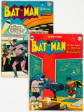 Golden Age (1938-1955):Superhero, Batman #61 and 79 Group (DC, 1950-53) Condition: Average VG-.... (Total: 2 )