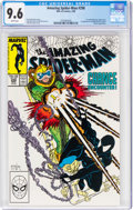 Modern Age (1980-Present):Superhero, The Amazing Spider-Man #298 (Marvel, 1988) CGC NM+ 9.6 White pages....
