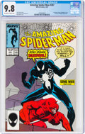 Modern Age (1980-Present):Superhero, The Amazing Spider-Man #287 (Marvel, 1987) CGC NM/MT 9.8 Off-white to white pages....