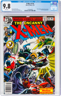 X-Men #119 (Marvel, 1979) CGC NM/MT 9.8 White pages