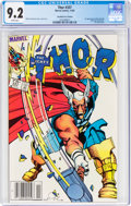 Modern Age (1980-Present):Superhero, Thor #337 Canadian Price Variant (Marvel, 1983) CGC NM- 9.2 White pages....