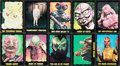 """Non-Sport Cards:Sets, 1964 Bubbles Inc./Topps """"The Outer Limits"""" Near Set (49/50). ..."""