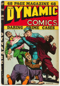 Golden Age (1938-1955):Crime, Dynamic Comics #23 (Chesler, 1947) Condition: FN+....