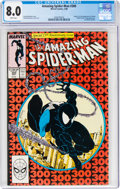 Modern Age (1980-Present):Superhero, The Amazing Spider-Man #300 (Marvel, 1988) CGC VF 8.0 White pages....