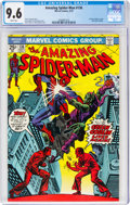 Bronze Age (1970-1979):Superhero, The Amazing Spider-Man #136 (Marvel, 1974) CGC NM+ 9.6 White pages....