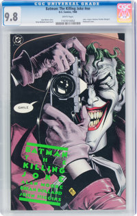 Batman: The Killing Joke #nn (DC, 1988) CGC NM/MT 9.8 White pages