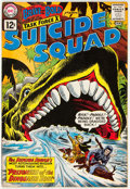 Silver Age (1956-1969):Adventure, The Brave and the Bold #39 Suicide Squad (DC, 1962) Condition: VF-....