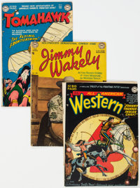 Golden Age Western Comics Group of 19 (Various Publishers, 1950s) Condition: Average GD+.... (Total: 19)