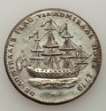 1779 TOKEN Rhode Island Ship Token, No Wreath, Brass, Unc Details Uncertified. Betts-562, W-1730, R.4. NGC notes that th...