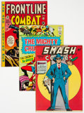 Golden Age (1938-1955):Miscellaneous, Comic Books - Assorted Golden to Bronze Age Comics Group of 32 (Various Publishers, 1945-76).... (Total: 32 )