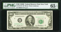 Small Size:Federal Reserve Notes, Fr. 2159-B* $100 1950B Federal Reserve Star Note. PMG Gem Uncirculated 65 EPQ.. ...