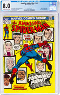 Bronze Age (1970-1979):Superhero, The Amazing Spider-Man #121 (Marvel, 1973) CGC VF 8.0 Off-white to white pages....