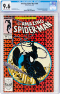 Modern Age (1980-Present):Superhero, The Amazing Spider-Man #300 (Marvel, 1988) CGC NM+ 9.6 Off-white to white pages....
