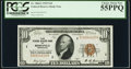 Fr. 1860-I $10 1929 Federal Reserve Bank Note. PCGS Choice About New 55PPQ