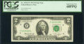 Small Size:Federal Reserve Notes, Fr. 1935-F* $2 1976 Federal Reserve Star Note. PCGS Superb Gem New 68PPQ.. ...