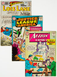 DC Silver to Modern Age Group of 14 (DC, 1960-84) Condition: Average VG.... (Total: 14 )