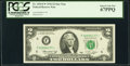 Small Size:Federal Reserve Notes, Fr. 1935-F* $2 1976 Federal Reserve Star Note. PCGS Superb Gem New 67PPQ.. ...