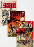 Silver Age (1956-1969):Superhero, Nick Fury, Agent of S.H.I.E.L.D. #2-5 Group (Marvel, 1968) Condition: Average VF-.... (Total: 4 Comic Books)