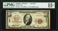 Nogales, AZ - $10 1929 Ty. 1 The First National Bank Ch. # 6591 PMG Choice Fine 15 Net