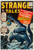 Silver Age (1956-1969):Science Fiction, Strange Tales #85 (Marvel, 1961) Condition: FN-....
