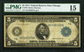 Large Size:Federal Reserve Notes, Fr. 870 $5 1914 Federal Reserve Note PMG Choice Fine 15.. ...