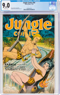 Golden Age (1938-1955):Adventure, Jungle Comics #59 (Fiction House, 1944) CGC VF/NM 9.0 Off-white pages....